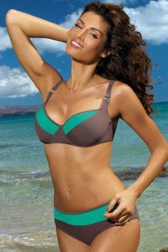 Csavart hatású push-up bikini - Christina Ardesia-Petunia-Nectarine ... c026533148