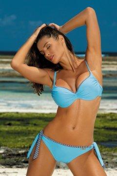 14d049b971 Háromszög bikini - Lisa M-159 türkizkék | Marko | Befancy webáruház
