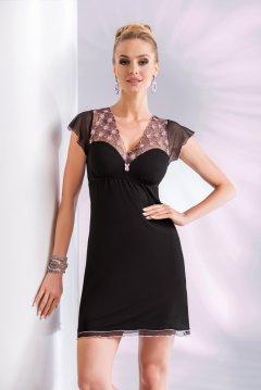 Hálóing Model Paris fekete rózsaszín 1ee891cf40