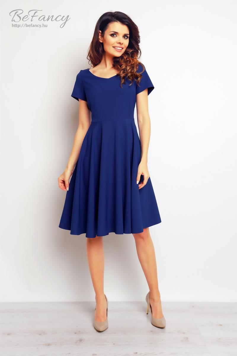 Női ruha M091 kék  76208d1811