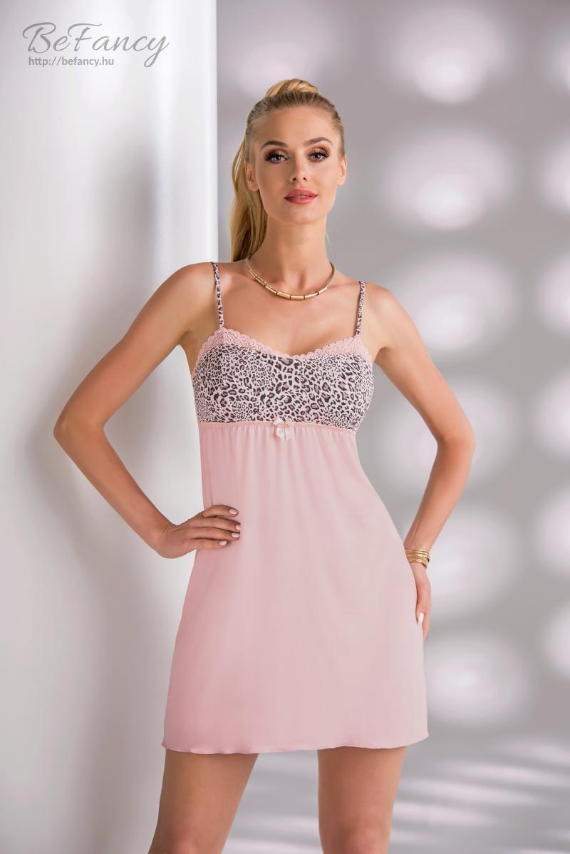Hálóing Model Marika II piszkos rózsaszín  8e1418ddb6